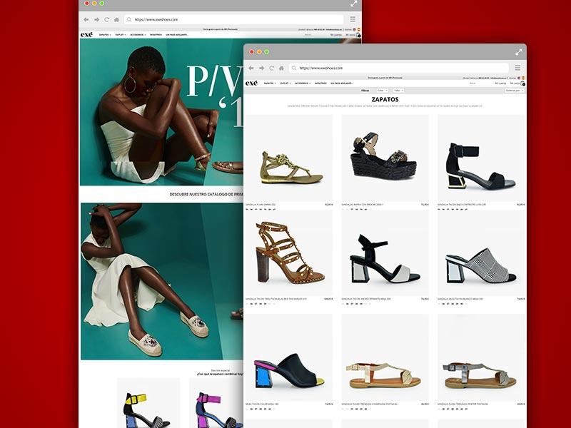 Exé Shoes o cómo realizar la migración de Magento 1 a Magento 2 con éxito